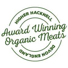 Higher Hacknell Organic Meat logo