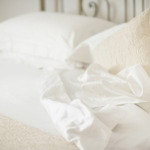 Cottoning on to healthy sleep habits with organic bedding