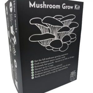 mushroom grow kit gift pack