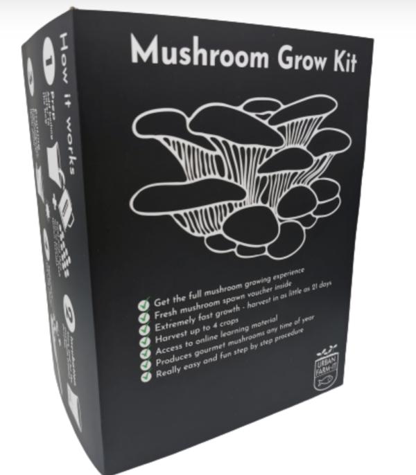 mushroom grow kit gift pack