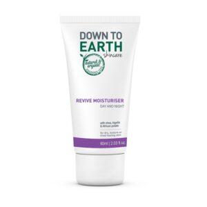 Day and night facial moisturiser