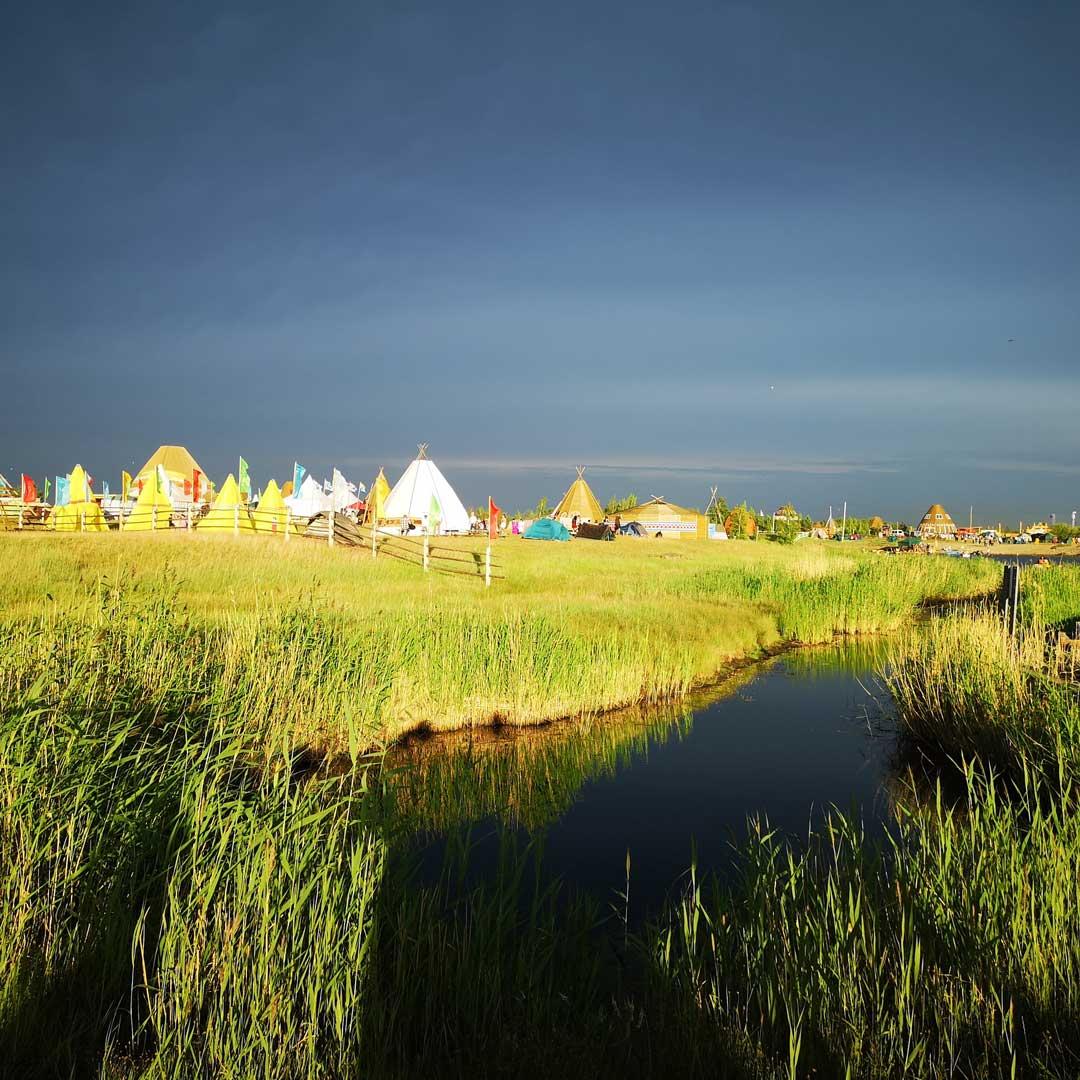 Summer Solstice in Yakutia